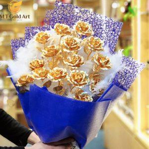 Bó hoa hồng quà tặng sinh nhật bạn gái