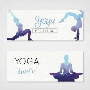 thẻ tập yoga
